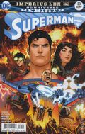 Superman (2016 4th Series) 33A