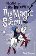 Phoebe and Her Unicorn in The Magic Storm GN (2017 Amp Comics) A Heavenly Nostrils Chronicle 1-1ST