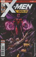 X-Men Gold (2017) 14