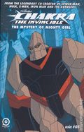 Chakra Mystery of Mighty Girl (2017 Graphic India) 5