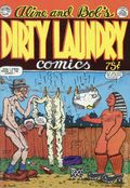 Dirty Laundry (1974 Cartoonists Co-Op/Last Gasp) Aline and Bob's #1, 1st Printing