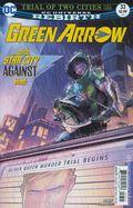 Green Arrow (2016 5th Series) 33A
