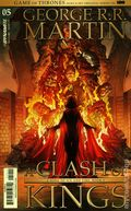 Game of Thrones A Clash of Kings (2017 Dynamite) 5A