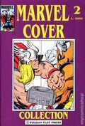Marvel Cover Collection (1991) Portfolio 2