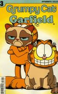 Grumpy Cat Garfield (2017 Dynamite) 3B