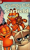 Grumpy Cat Garfield (2017 Dynamite) 3C