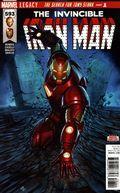 Invincible Iron Man (2017 4th Series) 593ANS