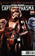 Journey to Star Wars The Last Jedi Captain Phasma (2017 Marvel) 4D