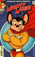 Mighty Mouse (2017 Dynamite) 5B