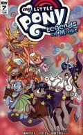 My Little Pony Legends of Magic (2017 IDW) 7B