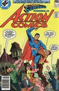 Action Comics (1938 DC) Mark Jewelers 499MJ