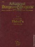 Advanced Dungeons and Dragons The Complete Thief's Handbook SC (1989 TSR) 2nd Edition 1-1ST