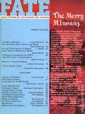 Fate Magazine (1948-Present Clark Publishing) Digest/Magazine Vol. 28 #3