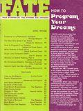 Fate Magazine (1948-Present Clark Publishing) Digest/Magazine Vol. 28 #4