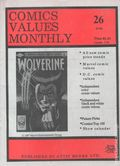 Comics Values Monthly (1986) 26