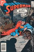 Superman (1939 1st Series) Canadian Edition 402