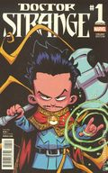 Doctor Strange (2015 5th Series) Annual 1C