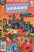 Justice League of America (1960 1st Series) Mark Jewelers 221MJ