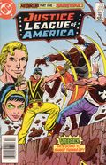 Justice League of America (1960 1st Series) Mark Jewelers 233MJ
