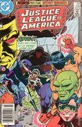 Justice League of America (1960 1st Series) Mark Jewelers 236MJ