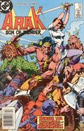 Arak Son of Thunder (1981) Mark Jewelers 39MJ