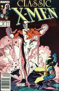 X-Men Classic (1986-1995 Marvel) Classic X-Men Mark Jewelers 16MJ