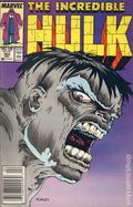 Incredible Hulk (1962-1999 1st Series) Mark Jewelers 354MJ