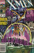 X-Men Classic (1986-1995 Marvel) Classic X-Men Mark Jewelers 55MJ