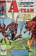 A-Team (1984) Canadian Price Variant 3