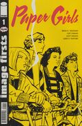 Image Firsts Paper Girls (2016) 1