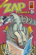 Zap Comix (1968 Apex Novelties) #6, 5th Printing