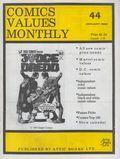 Comics Values Monthly (1986) 44