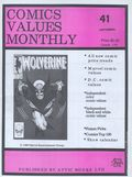 Comics Values Monthly (1986) 41