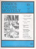 Comics Values Monthly (1986) 13