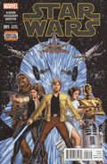 Star Wars (2015 Marvel) 1A-2ND