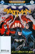 Batman Night of the Monster Men Special Edition (2017 DC) Halloween Comicfest 1