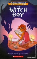 Witch Boy (2017 Scholastic) Halloween Comicfest 1