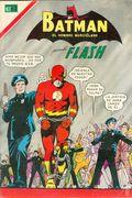 Batman (Mexican Series 1954-1985 Editorial Novaro) El Hombre Murcielago 396
