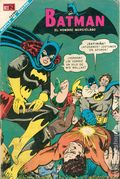 Batman (1954 Editorial Novaro) El Hombre Murcielago Spanish Language 447