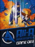 Ali-A Adventures Game On! HC (2017 Random House) 1-1ST