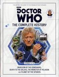 Doctor Who The Complete History HC (2015- Hachette) 21-1ST