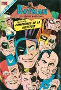 Batman (1954 Editorial Novaro) El Hombre Murcielago Spanish Language 459