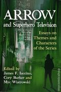 Arrow and Superhero Television SC (2017 McFarland) 1-1ST