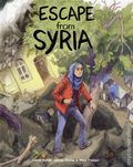 Escape from Syria HC (2017 Firefly Books) 1-1ST