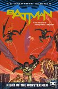 Batman Night of the Monster Men TPB (2017 DC Universe Rebirth) 1-1ST