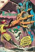Batman (Mexican Series 1954-1985 Editorial Novaro) El Hombre Murcielago 467