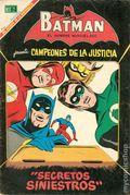 Batman (1954 Editorial Novaro) El Hombre Murcielago Spanish Language 473