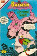 Batman (1954 Editorial Novaro) El Hombre Murcielago Spanish Language 494