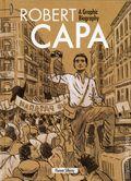 Robert Capa: A Graphic Biography HC (2017 Firefly Books) 1-1ST