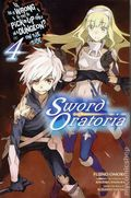 Is It Wrong to Try to Pick Up Girls in a Dungeon? On the Side SC (2016- Yen Press Novel) Sword Oratoria 4-1ST